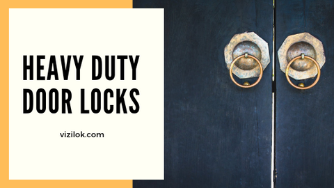 heavy duty door locks with indicator