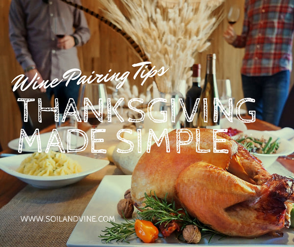 Thanksgiving wine pairing tips, Burgundy, Priorate, Barolo, Alsace Champagne, Prosecco
