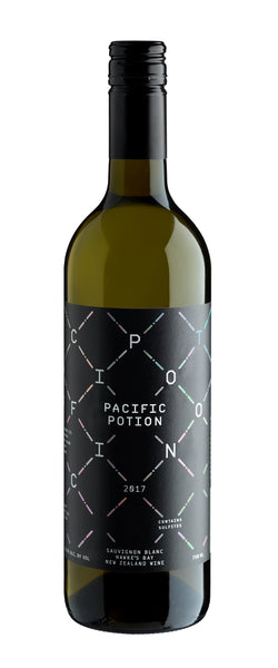 Pacific Potion, Sauvignon Blanc, Hawke's Bay, New Zealand 2017