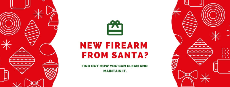 New Firearm from Santa?