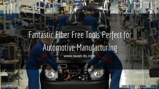 Fantastic Fiber Free Tools Perfect for Automotive Manufacturing