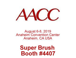 Foam Swab Manufacturer Super Brush LLC Will Exhibit at the AACC Annual Scientific Meeting & Clinical Lab Expo at Booth #4407