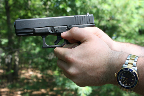 The Three Golden Rules for Safe Gun Handling