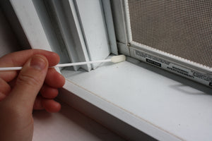 How to Clean Your Window Sill with the 71.4515.1 swab