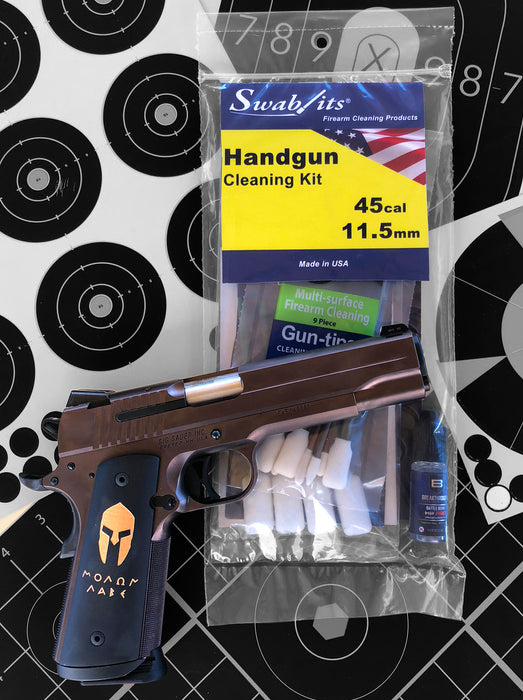 Swab-its® .45cal Handgun Cleaning Kit: 44-004