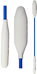 "*SALE* (Bag of 100 Swabs) 8"" Double-ended Cleaning Swab: 74-0111-100"