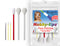 (New) Swab-its® Hobby-tips™ Face Painting Swabs for Blending and Applying: 87-8205