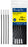 43-2209 3-in-1 .22cal Bore-Sticks Cleaning Tools by Swab-its