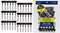 41-2206 Multi-Pack of Barrel Cleaning Bore-tips by Swab-its