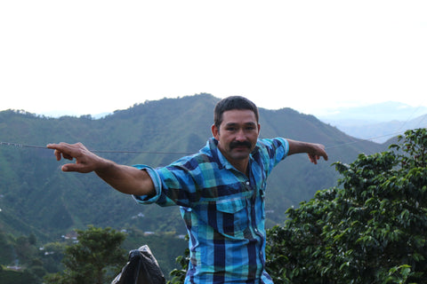86+ Find: Emiliano Trujillo (Colombia) Huila Microlot Roast. NEW ARRIVAL!