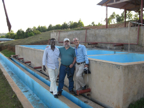 85+ Find: Mpanga Washing Station (Burundi)