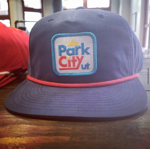 Park City Golfer Hat