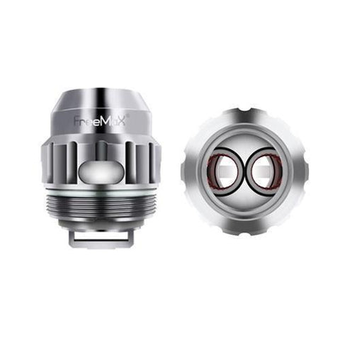 FreeMax Fireluke TX2 Mesh Coil-Replacement Coils-Free w/ 2 Bottles o2pur E-liquid - use code FREE2-0.2ohm-FREEBOXMOD.COM