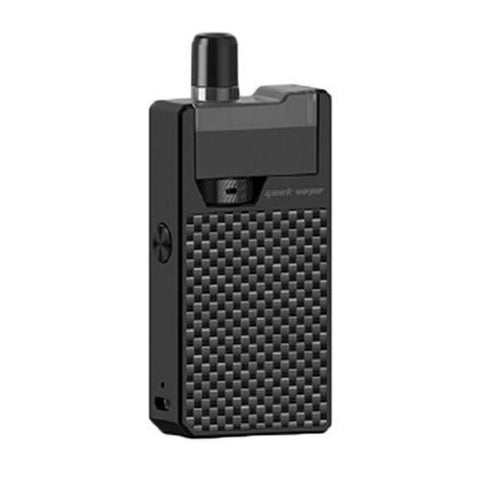 GeekVape Frenzy Kit-Salt Nic Devices-Free w/ 3 Bottles o2pur E-liquid - use code FREE3-Black Carbon Fiber-FREEBOXMOD.COM