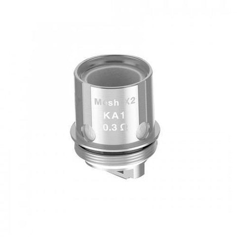 GeekVape Super Mesh X2 Coil-Replacement Coils-Free w/ 2 Bottles o2pur E-liquid - use code FREE2-0.3ohm-FREEBOXMOD.COM