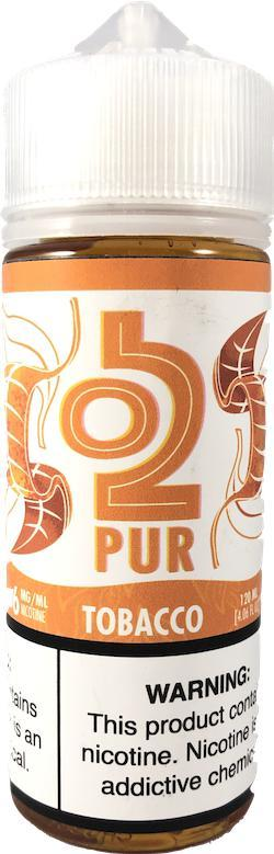O2PUR, Original Tobacco