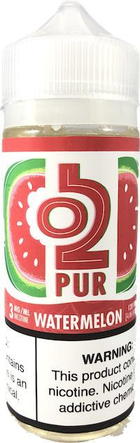 O2PUR Salt 60mL, Watermelon