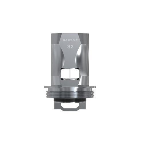 Smok Baby V2 S2 Coil (0.15ohm)-Replacement Coils-Free w/ 1 Bottle o2pur E-liquid - use code FREE1-Stainless Steel-FREEBOXMOD.COM