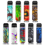 Smok Novo 2 Kit Resin Edition-Starter Kits-Smok-7 Color-FREEBOXMOD.COM