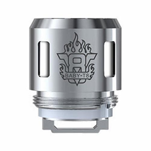 Smok TFV8 Baby T8 Octuple Coil-Replacement Coils-Free w/ 2 Bottles o2pur E-liquid - use code FREE2-0.15ohm-FREEBOXMOD.COM