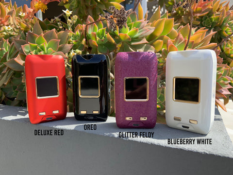 Wake Bigfoot 200W TC Mod Only-Box Mods-Free w/ 6 Bottles o2pur E-liquid - use code FREE6-Blueberry White-FREEBOXMOD.COM