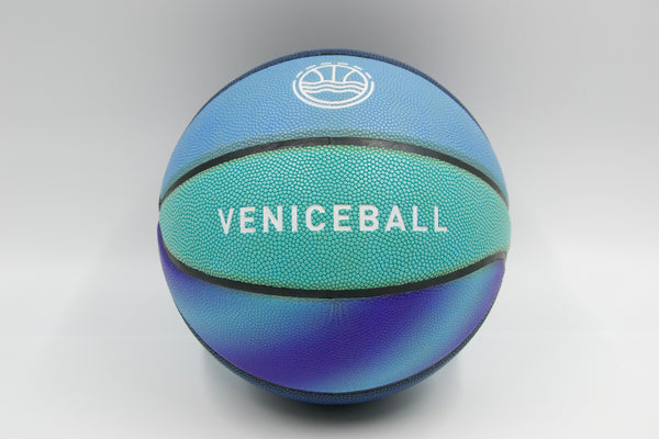 Veniceball 5 Shades of Blue Basketball