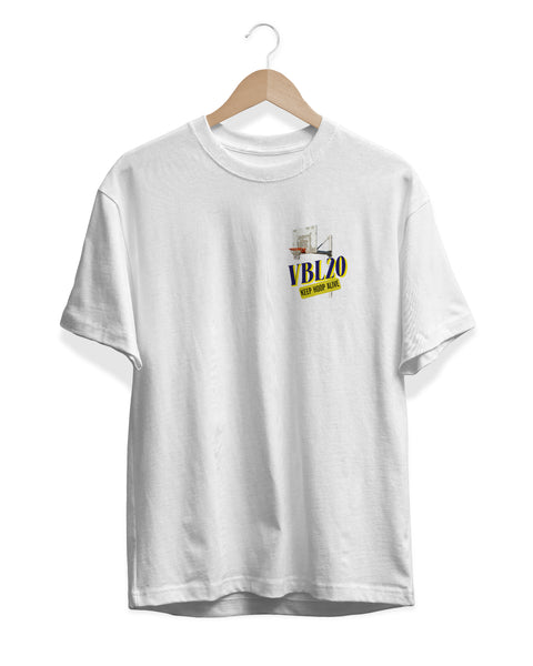 VBL 20 Keep Hoop Alive T-Shirt