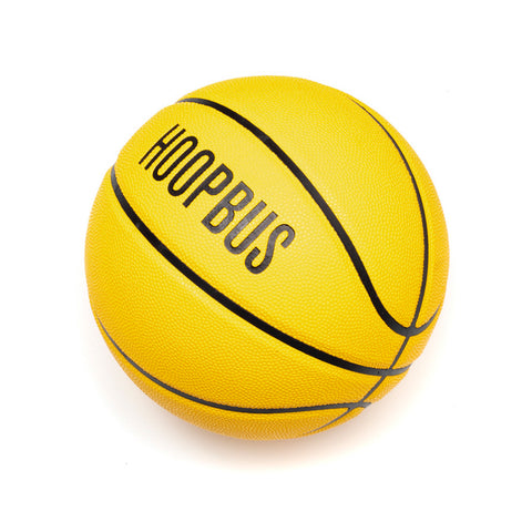 HOOPBUS Basketball (Yellow)