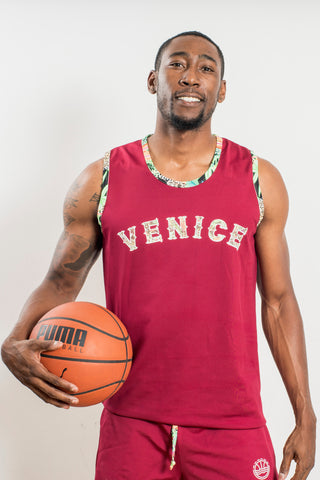 Official 2019 Veniceball Team Papa & Barkley Gameday Jersey Top