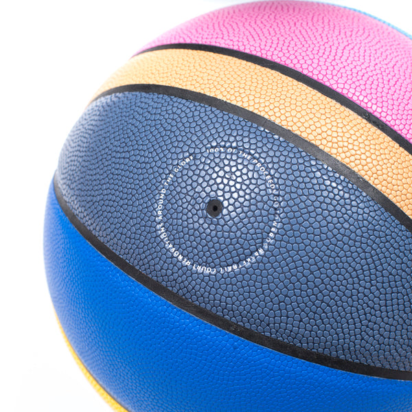 Veniceball Multi-Color Leather Euro-ball
