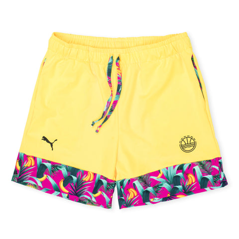 Official 2019 Veniceball Team Sunblock on Wheels Gameday Shorts