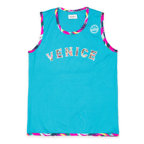 Official 2019 Veniceball Team Ballers Anonymous Gameday Jersey Top