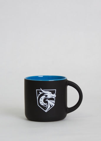 Two-Tone Dragon Mug