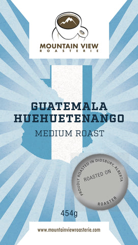 Guatemala Huehuetenango - Medium Roast