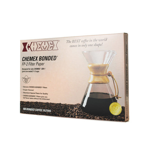 Chemex® - One to Three Cup Classic Series Filters (100 per pack)