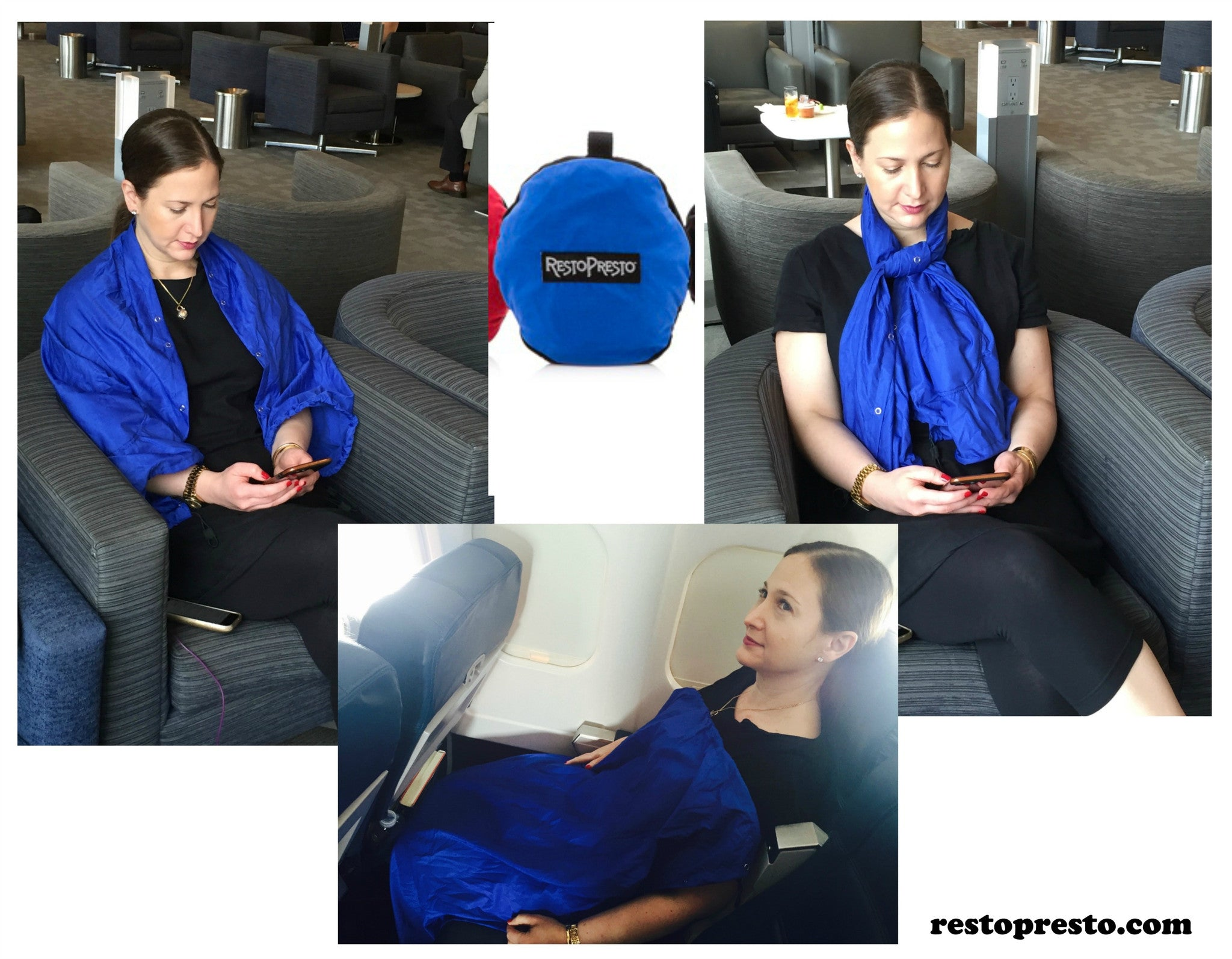 See pics of how RestoPresto makes travel easier!
