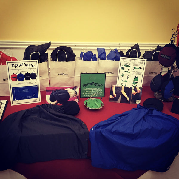 RestoPresto® exhibited at the 44th Annual New York Junior League Golden Tree Event
