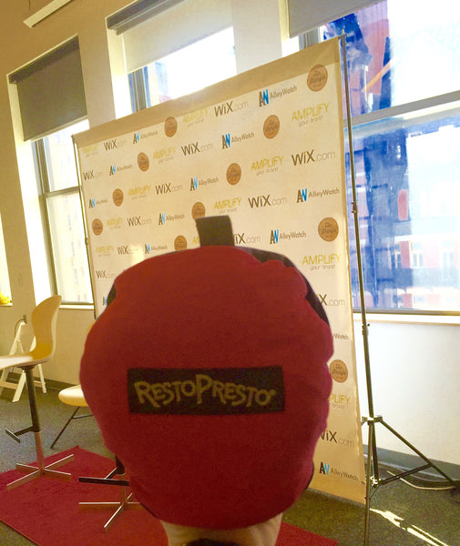 RestoPresto has been AMPLIFY-ied!