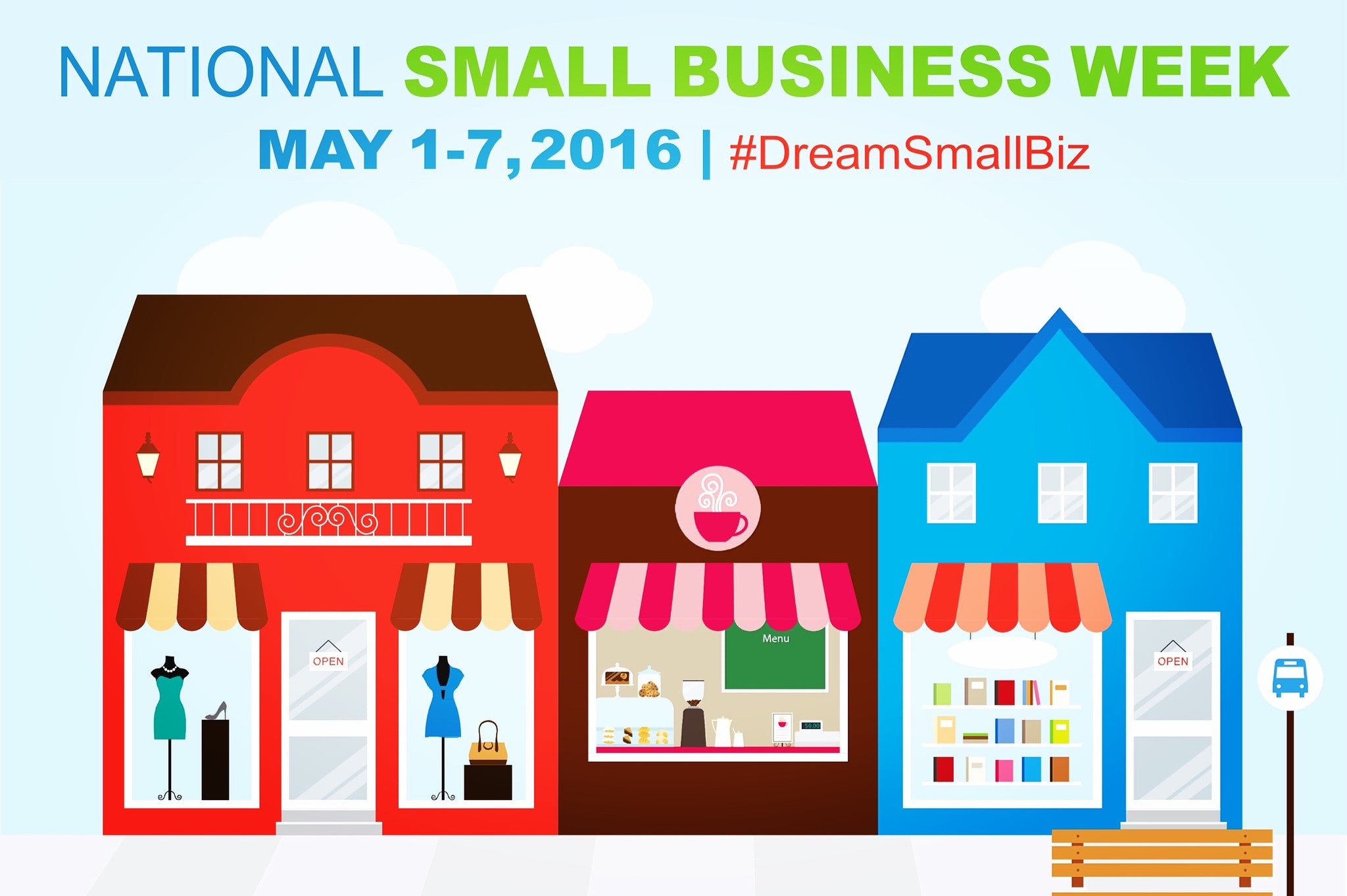 RestoPresto is celebrating Small Business Week!