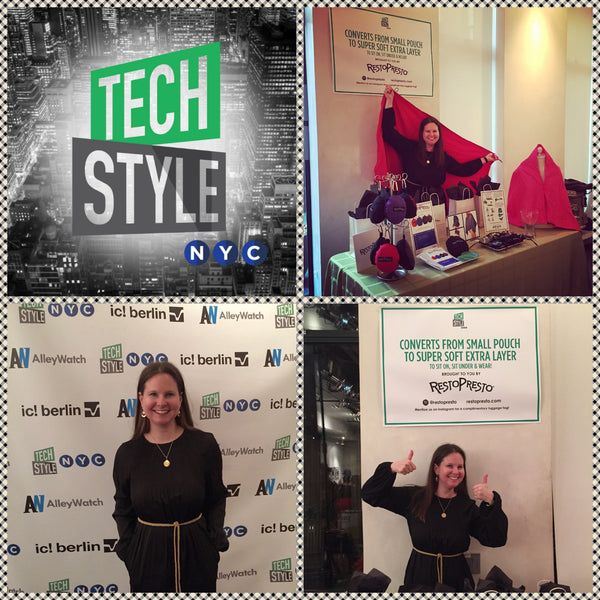 New York Fashion Week debut at TechStyle NYC