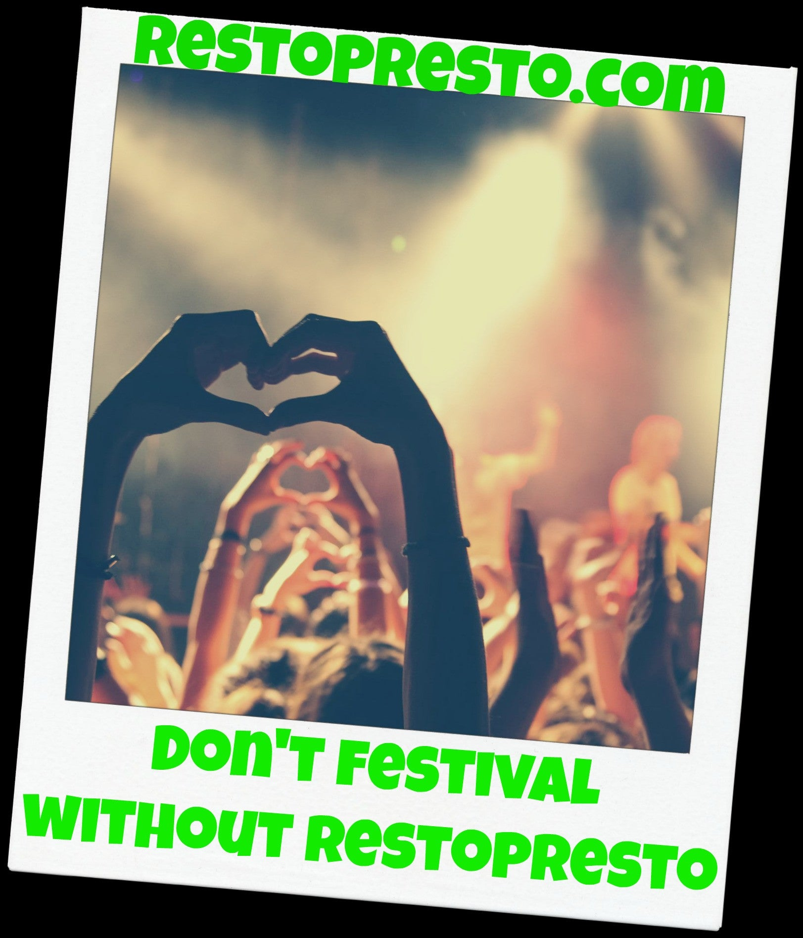 4 Ways RestoPresto makes festivals easier!