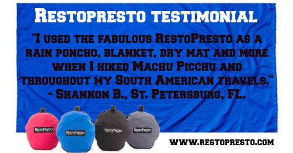 It's Testimonial Tuesday at RestoPresto Headquarters...