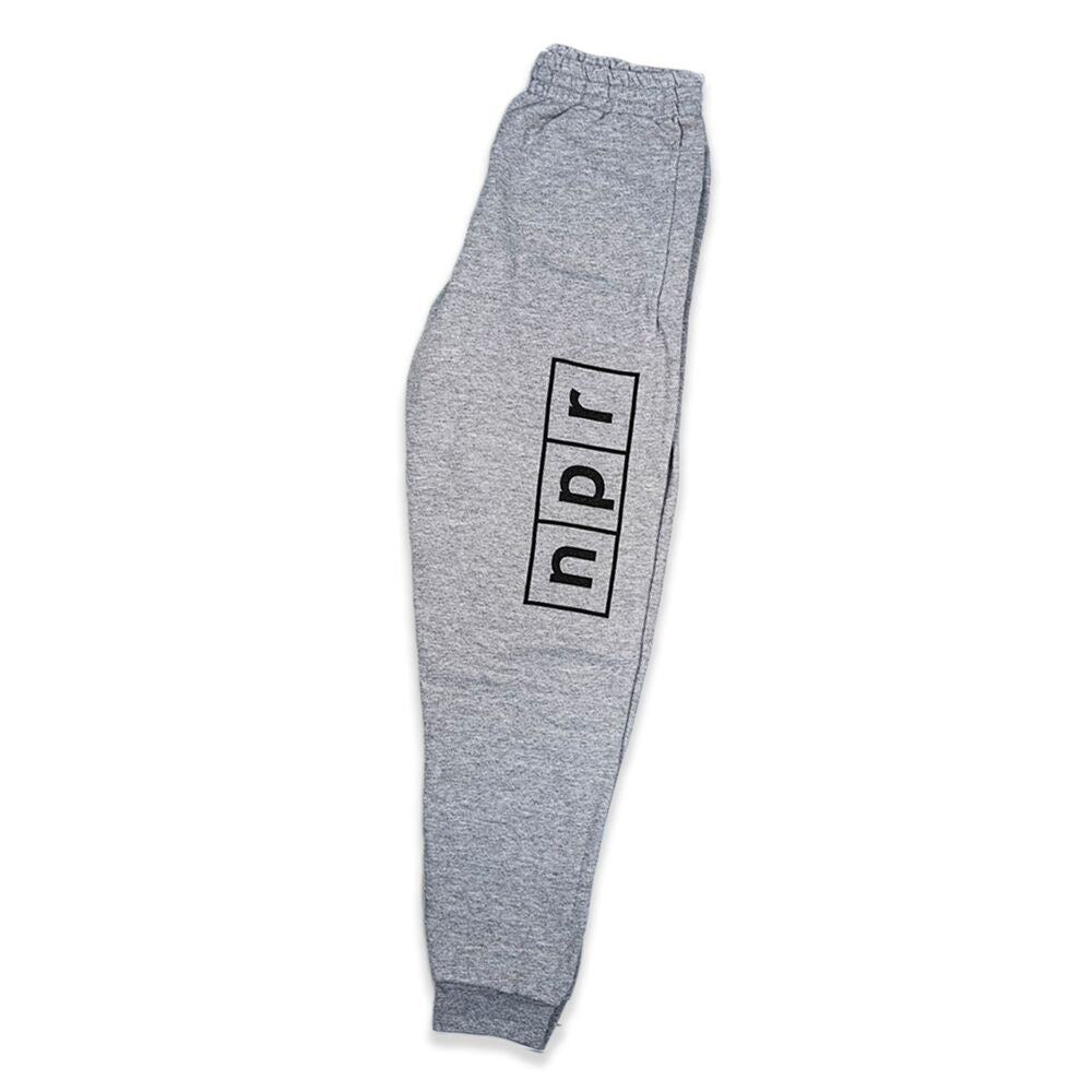 NPR Outline Logo Sweatpants