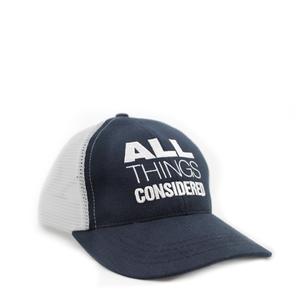 All Things Considered Trucker Cap
