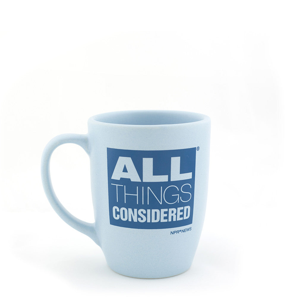All Things Considered Mug