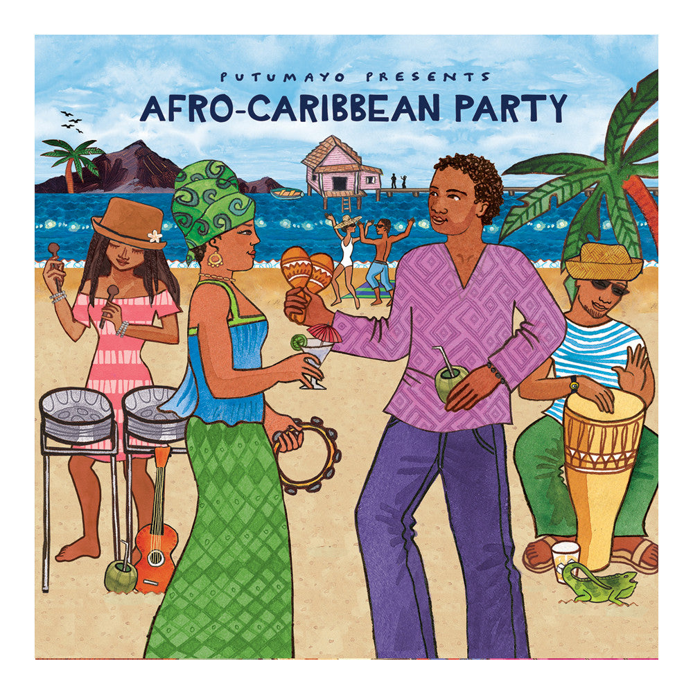 Putumayo's Afro-Caribbean Party