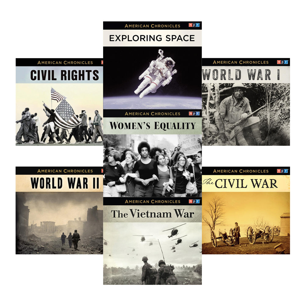 NPR American Chronicles CD Set