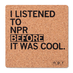 I Listened to NPR Coaster