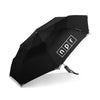 NPR Logo Umbrella Black