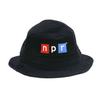 NPR Logo Bucket Hat